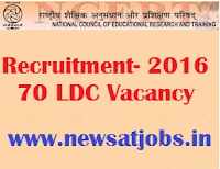 ncert+recruitment