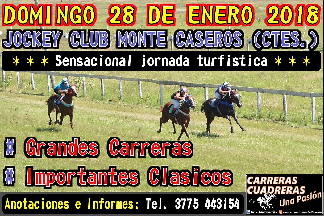 MONTE CASEROS - 28.01.2018