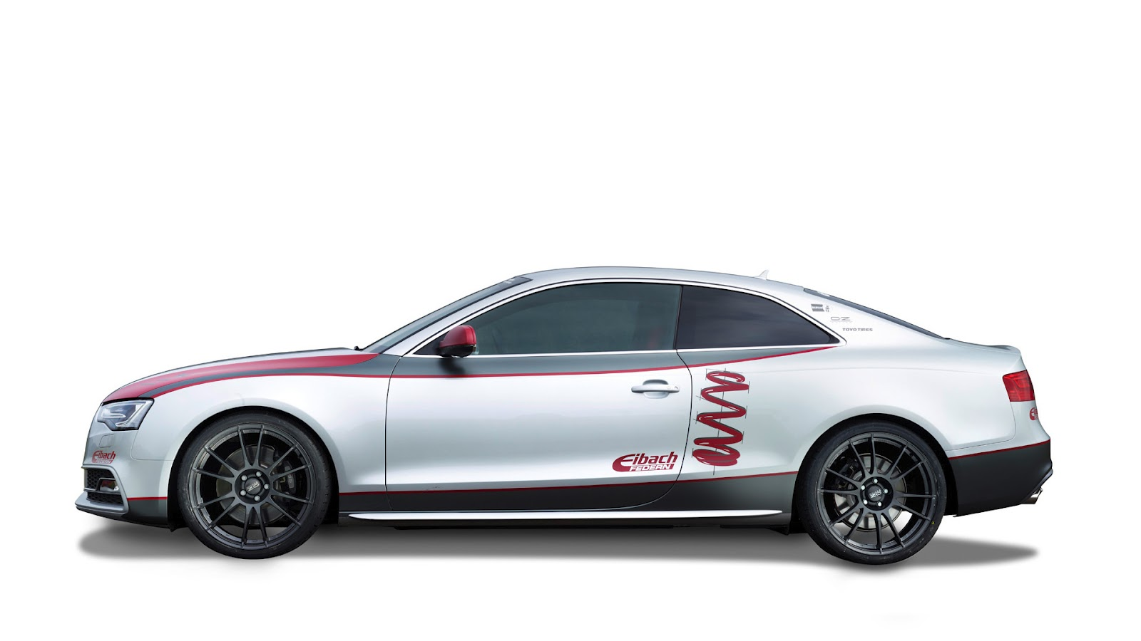2012 Eibach Audi S5 Project Car 4 2 V8 364 Hp Carwp
