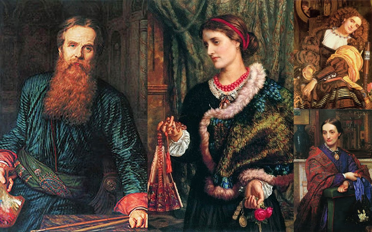 William Holman Hunt (1827-1910).