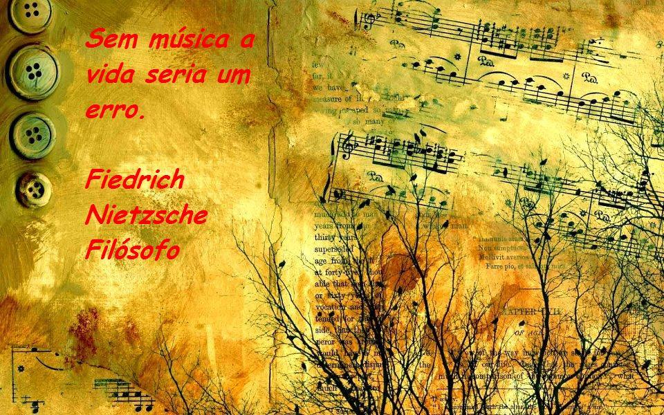 Em Cantando Frase Sobre Música