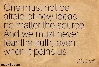 Quote for Al-Kindi