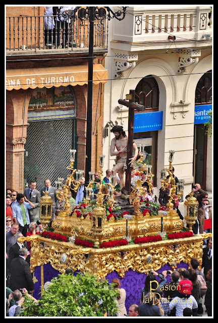 Cristo Varón de Dolores El Sol Semana Santa 2013