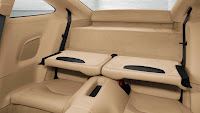 2012 Porsche 911 Carrera Coupe (911 not 998) Rear / Back Seats