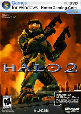 Free Download Halo 2 Pc Game Cover Photo