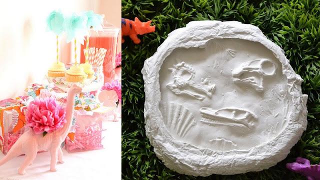 joint birthday party ideas dinosaurs