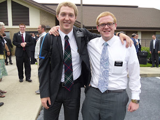 Elder Harper and Stever