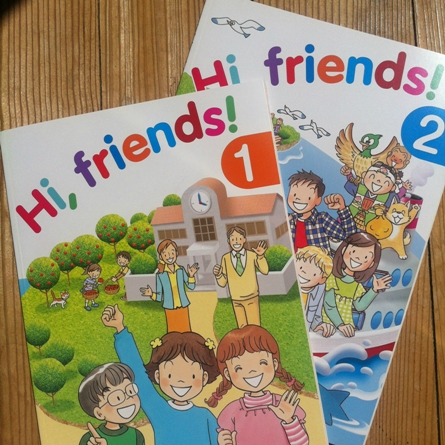 Elementary English Textbooks in Elementary School English