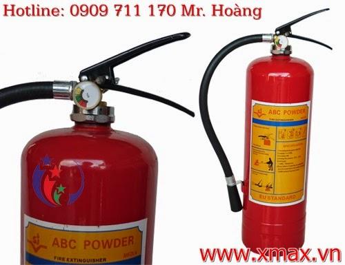 Bảng báo giá bình chữa cháy bột tổng hợp BC ABC MFZL, khí CO2 MT tại Tp HCM phần 5
