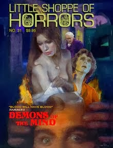 LITTLE SHOPPE OF HORRORS