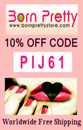 Born Pretty Store coupon - PIJ61