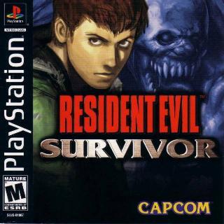 Download Resident Evil Survivor PS1 ISO Highly Compressed