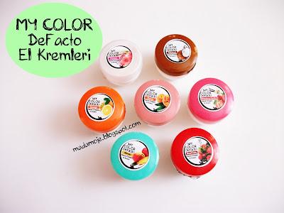 My Color DeFacto El Kremleri