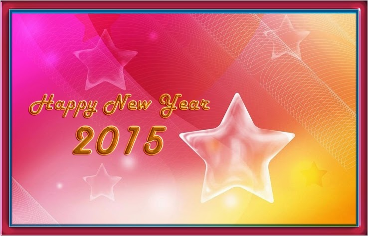 Happy New Year Wishes Backgrounds 2015 Images