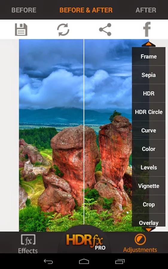 HDR FX Photo Editor Pro v1.6.5