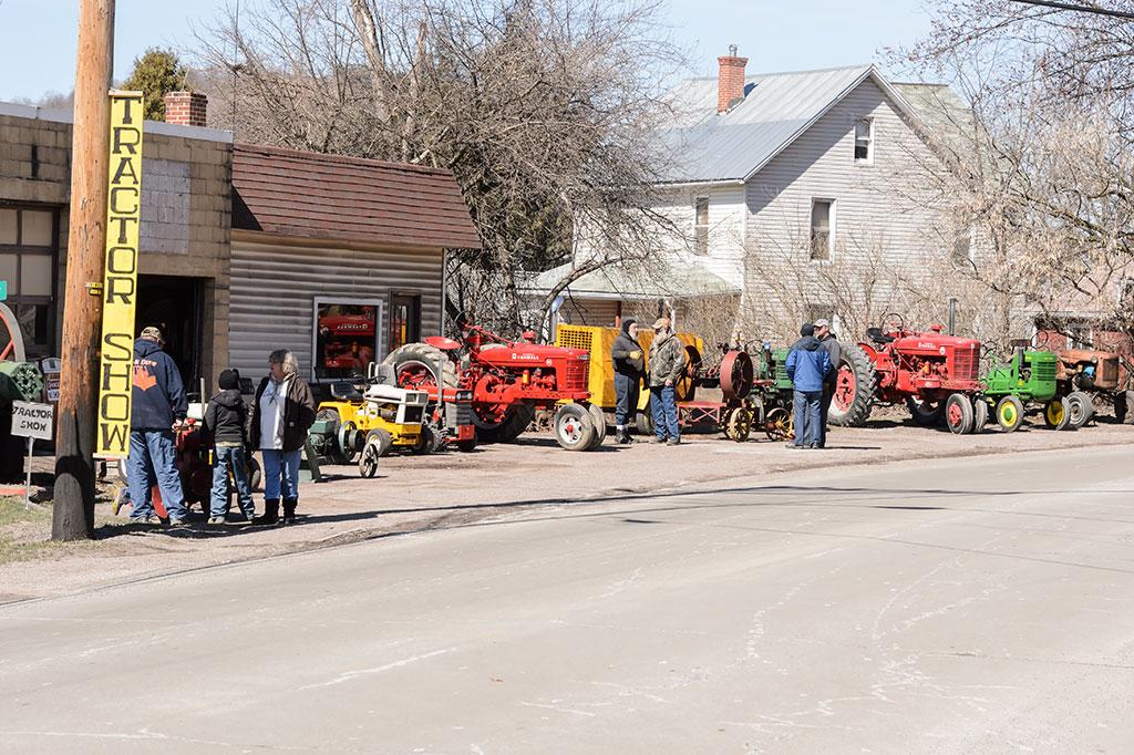 Tractor Show - PA Maple Festival