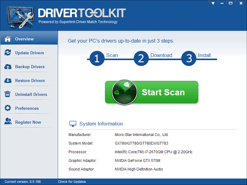 Download Aplikasi driver toolkit