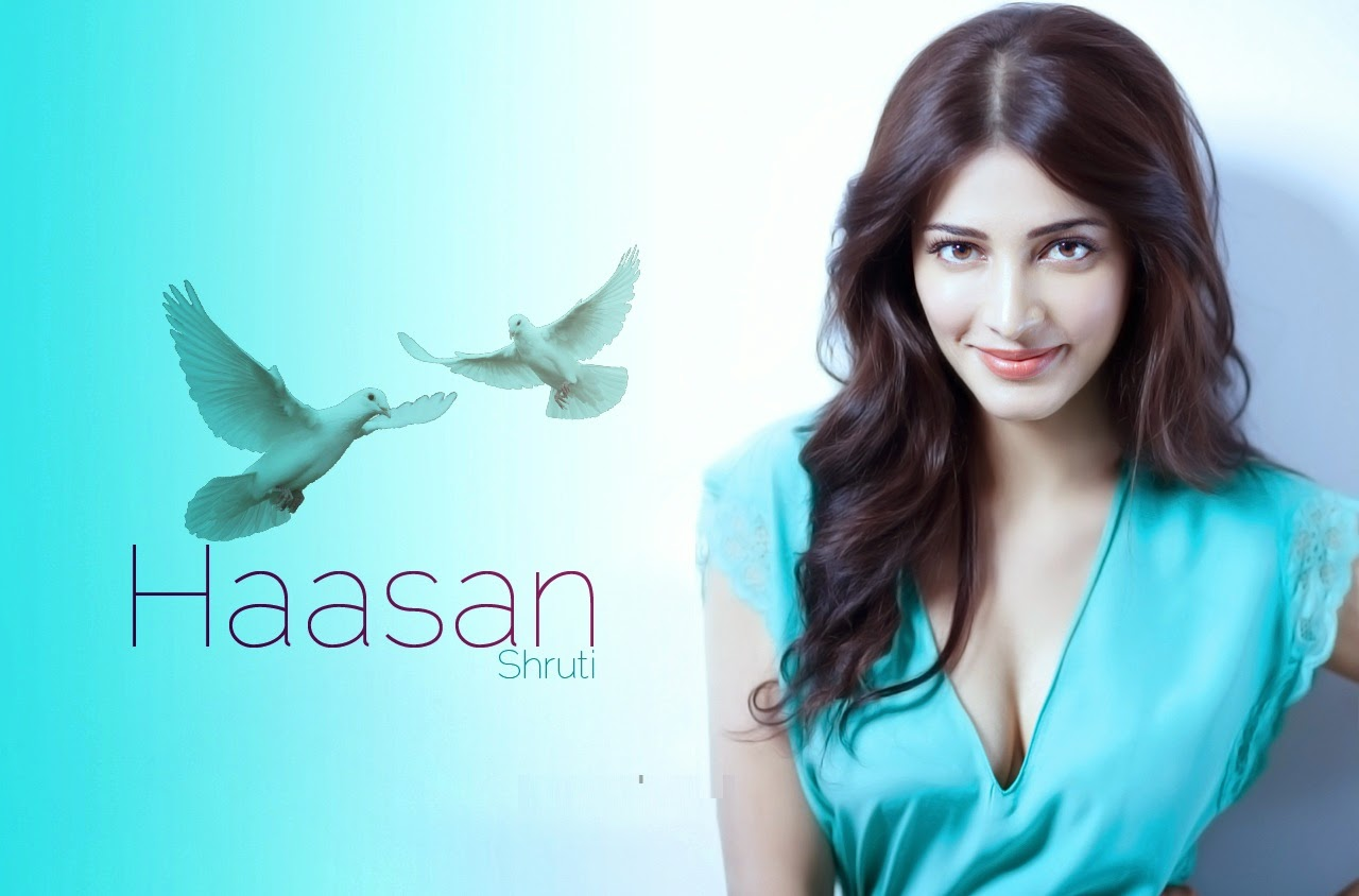 Shruti Hassan HD Wallpaper