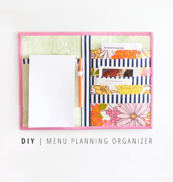 meal plan organizer