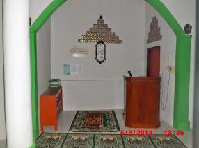 Gedung Masjid dan Madin Al-Barkah