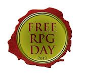 FREE RPG DAY!