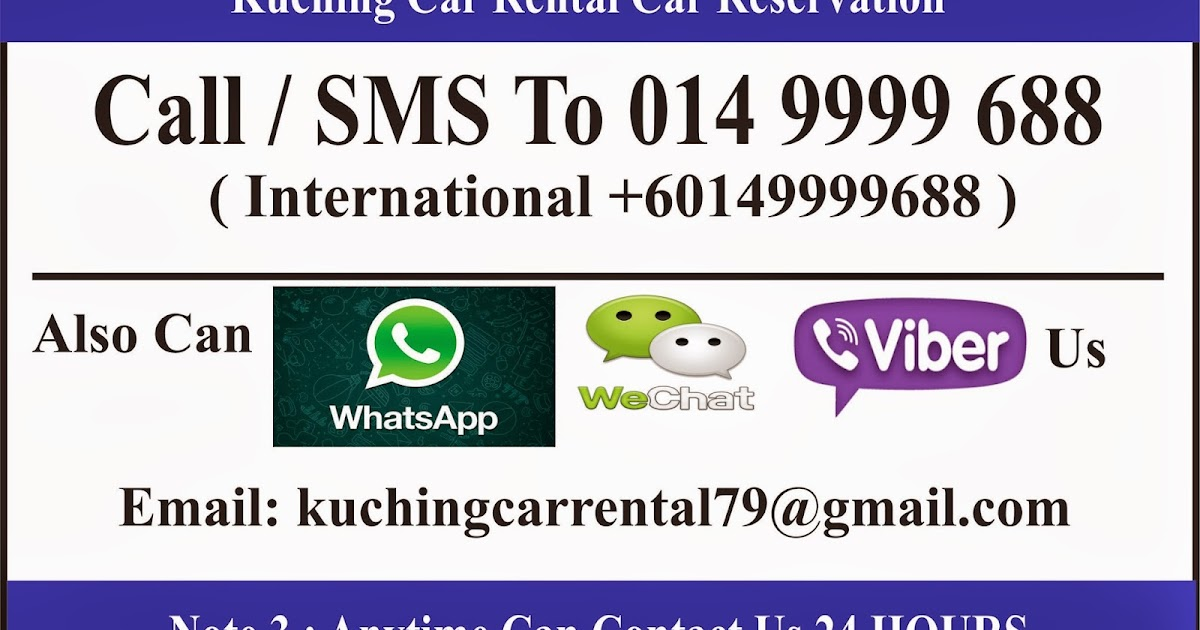 Kuching Car Rental Review