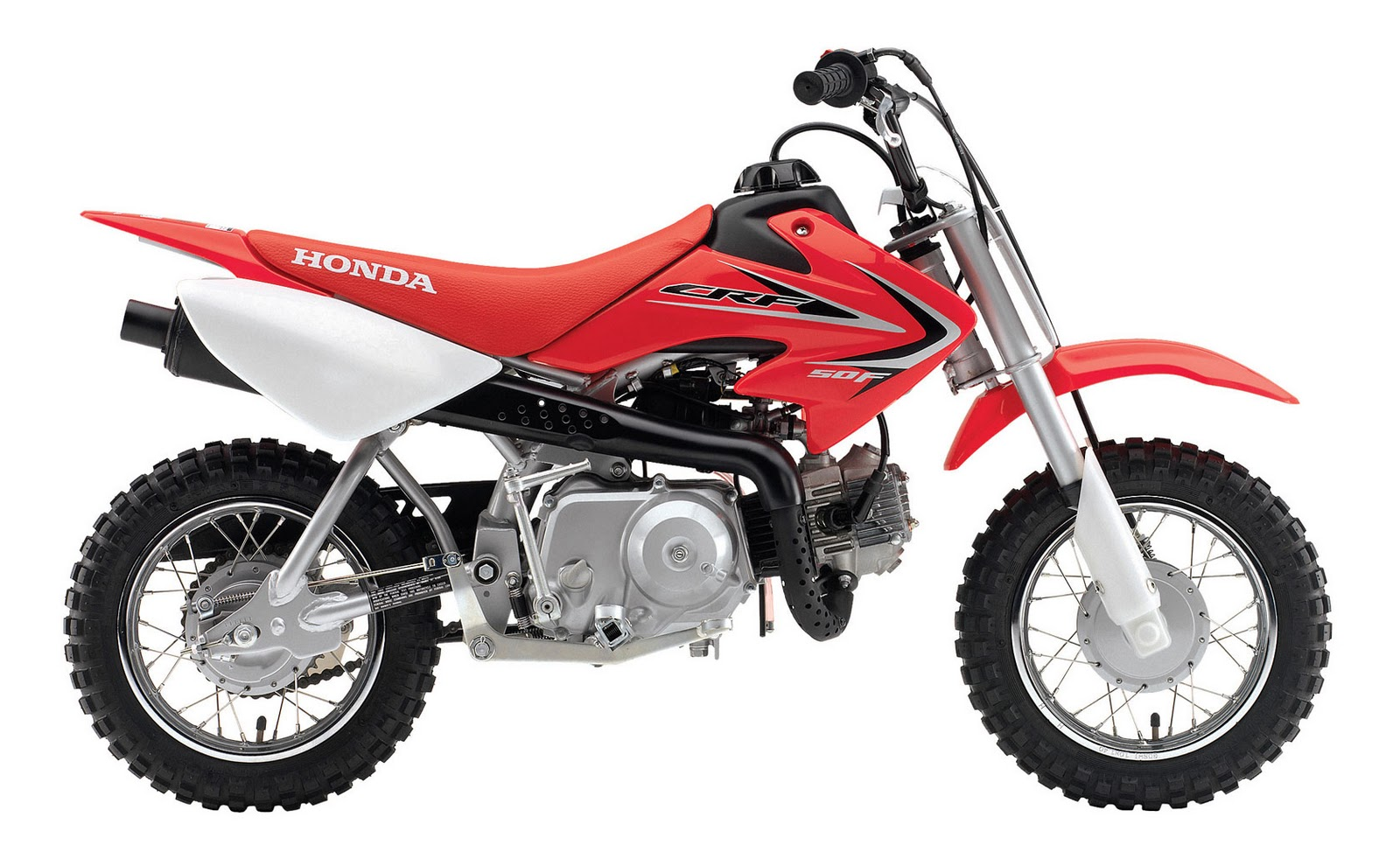 Honda Motorcycle Pictures Honda Crf 50 F 2011