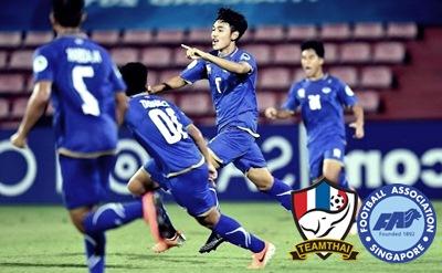Prediksi Thailand U16 vs Singapore U16, AFC U16 02-09-2015