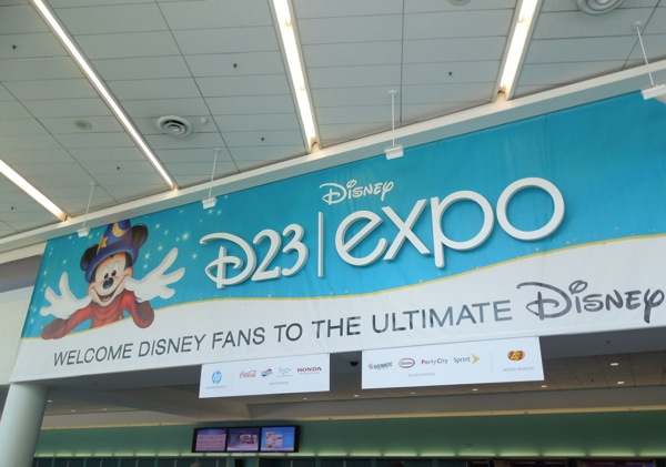 Disney D23 Expo 2013