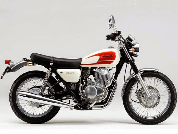 Gambar Modifikasi Motor HONDA CB100 1973 Keren
