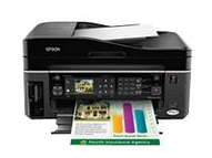 Epson WorkForce 610 Driver Free Download