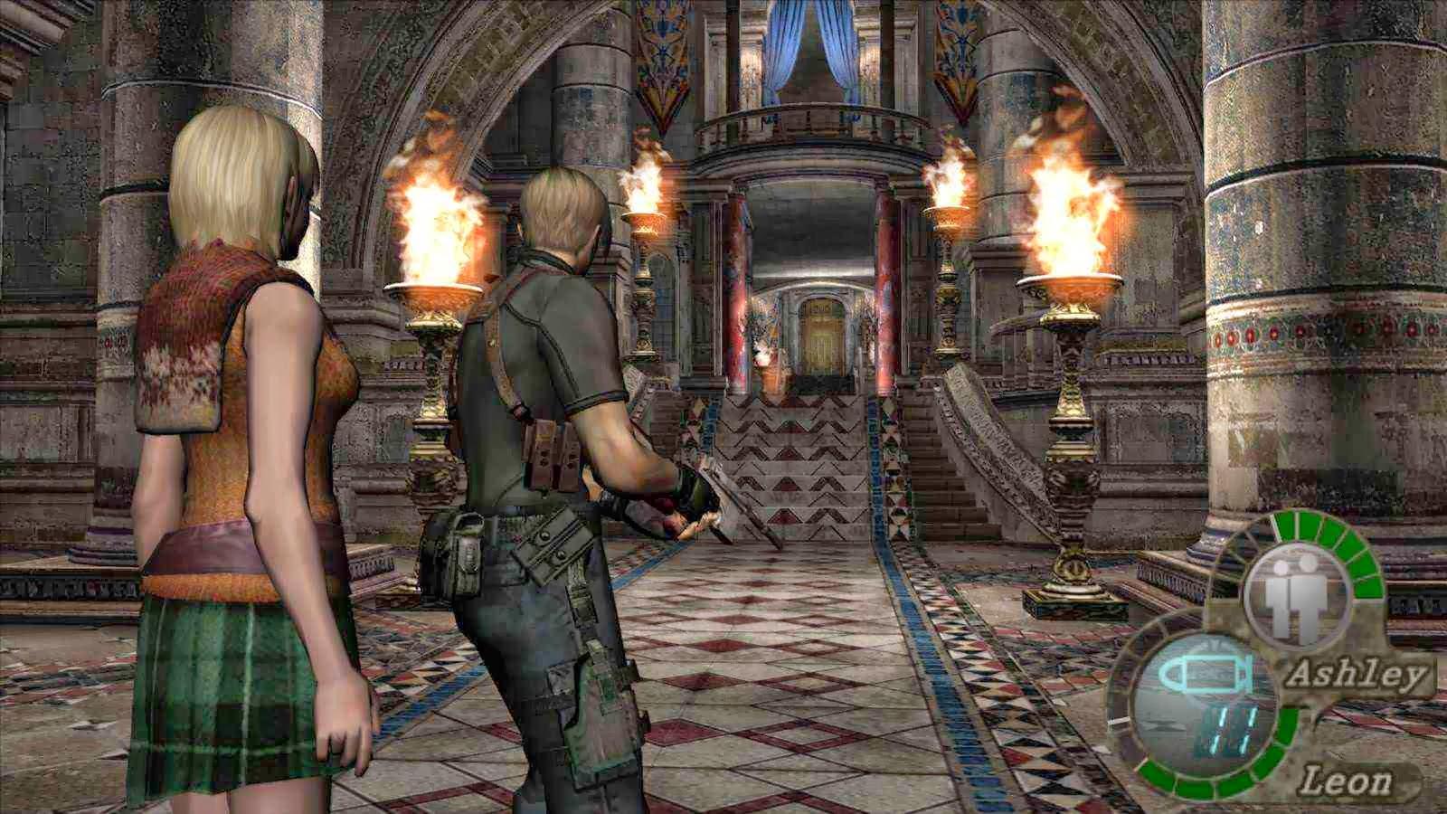 game online resident evil 4