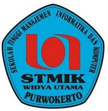 Logo STMIK Widya Utama