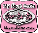 My Sheri Crafts Challenge #97