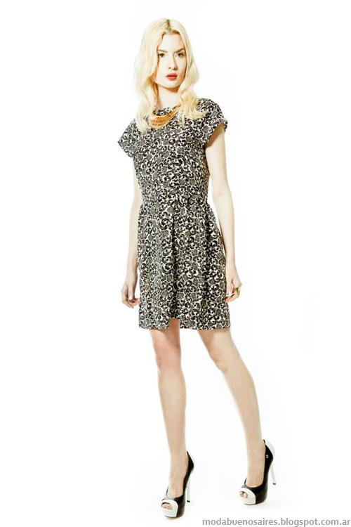 Janet Wise primavera verano 2014. Moda mujer verano 2014.