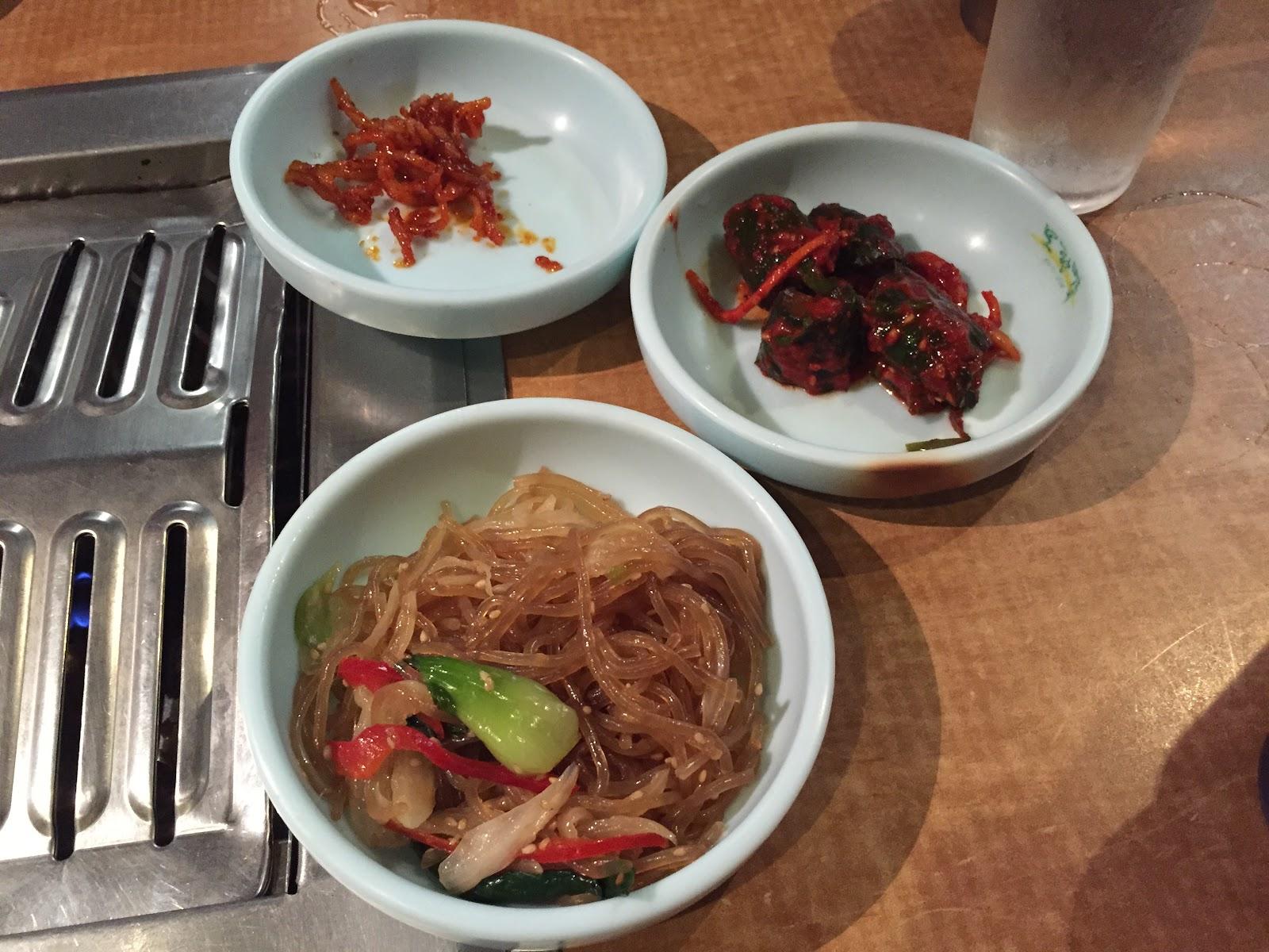 SoCal Petite: Korean BBQ