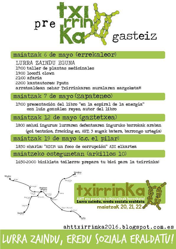 Pre Txirrinka (Gasteiz)