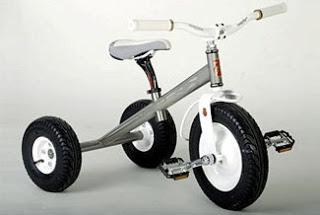 Sepeda Roda Tiga Titanium