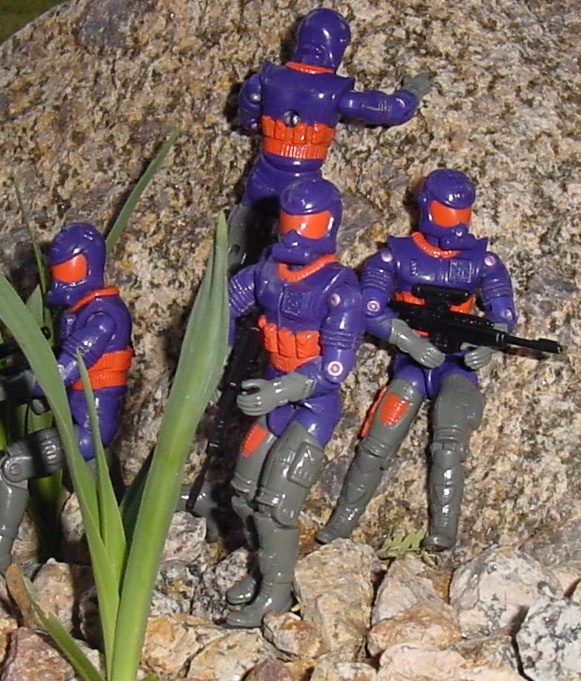 1994 Viper, Battle Corps,