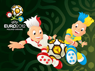 Mascotas de la Euro 2012