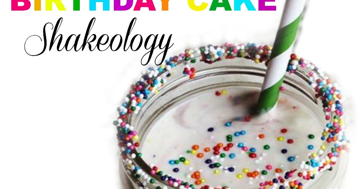 Clean Eating Mom Next Door Birthday Cake Shake Takes The Win