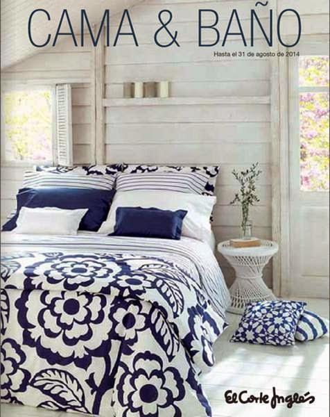 moda cama y baño ECI primavera 2014