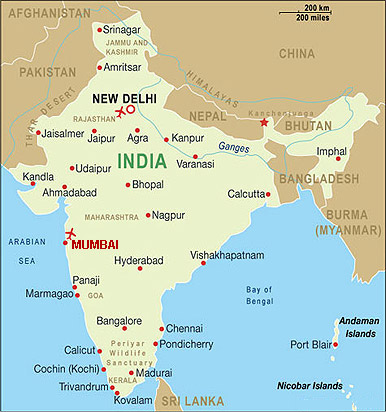 Pictures Of Bombay World Map Kidskunst Info