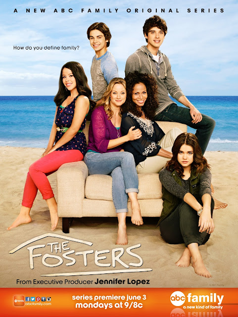 The Fosters Key Art