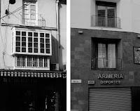 Calle Carretería 1, año 1998 y 2011