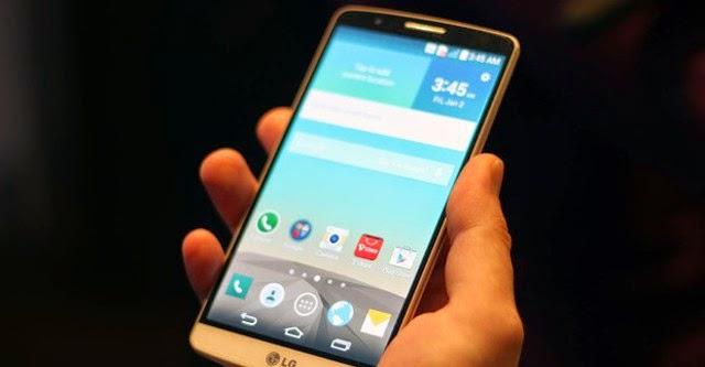 LG G3 giảm giá nhanh