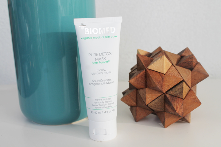 masque pure detox biomed