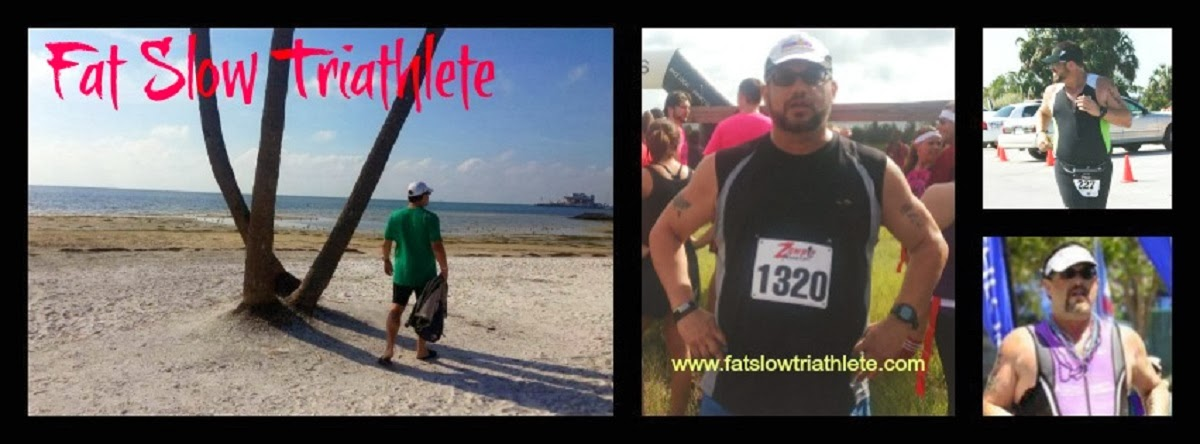 Fat Slow Triathlete