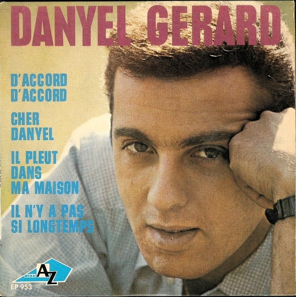 Danyel Gérard* Danyel Gerard - Un Grand Amour