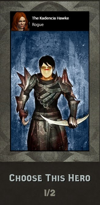 dragon age keep personaje